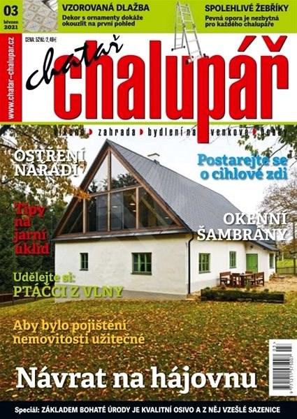 Chatař & Chalupář - 3/2021 - Elektronický časopis