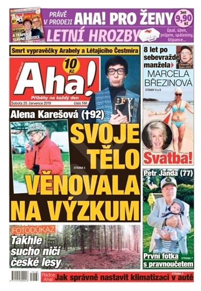 AHA! - 20.07.2019 - Elektronické noviny