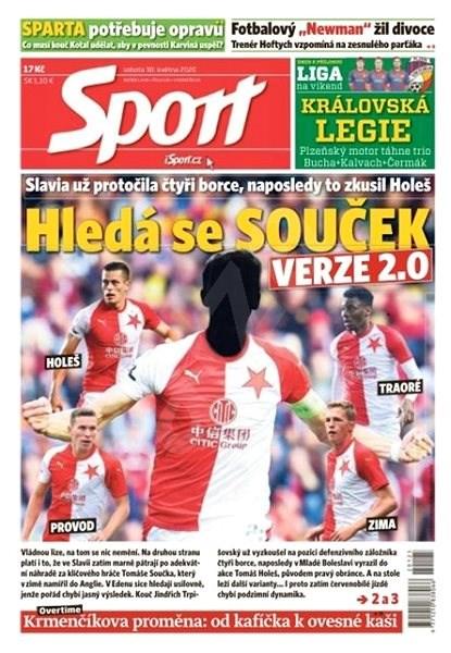Sport - 30.05.2020 - Elektronické noviny