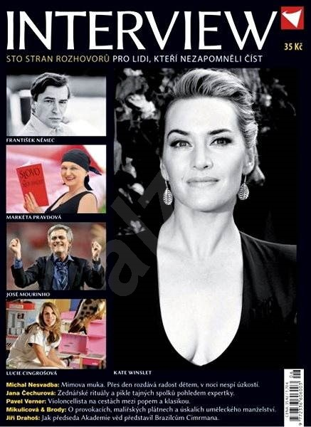 Interview - 6/2015 - Elektronický časopis