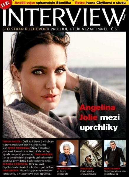 Interview - 5/2016 - Elektronický časopis