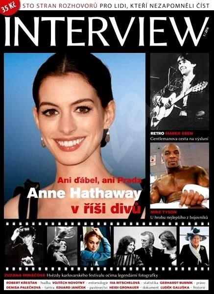 Interview - 7/2016 - Elektronický časopis