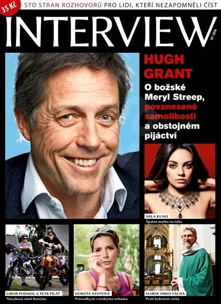 Interview - 10/2016 - Elektronický časopis