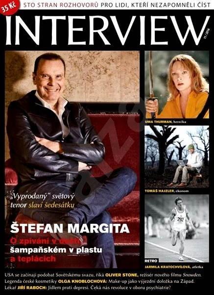 Interview - 11/2016 - Elektronický časopis