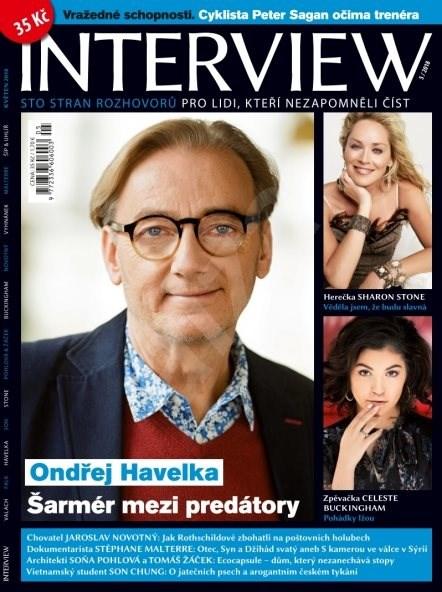 Interview - 5/2018 - Elektronický časopis