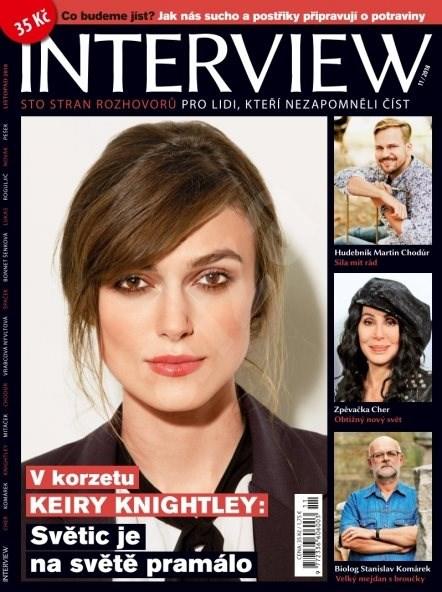 Interview - 11/2018 - Elektronický časopis