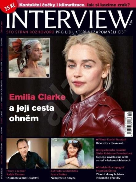 Interview - 6/2019 - Elektronický časopis