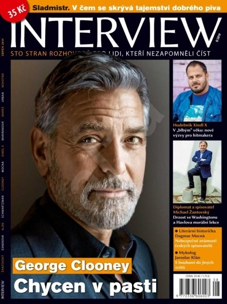 Interview - 8/2019 - Elektronický časopis