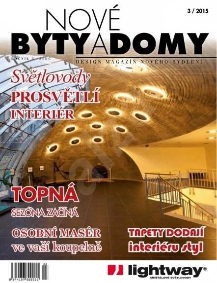 Nové BYTY A DOMY - 3/2015 - Elektronický časopis