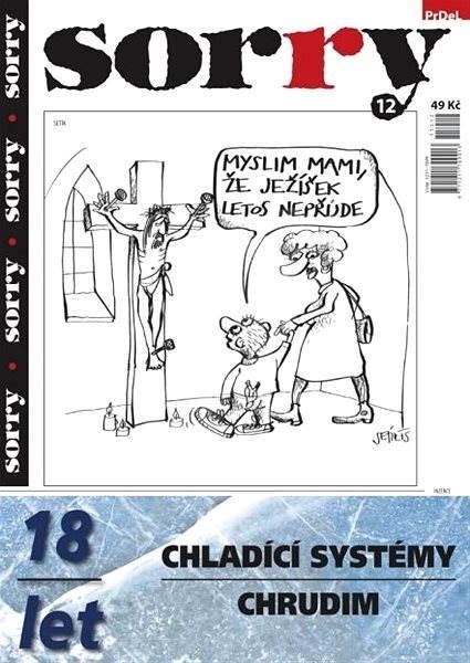 Sorry - 12/2015 - Elektronický časopis