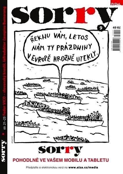 Sorry - 9/2016 - Elektronický časopis