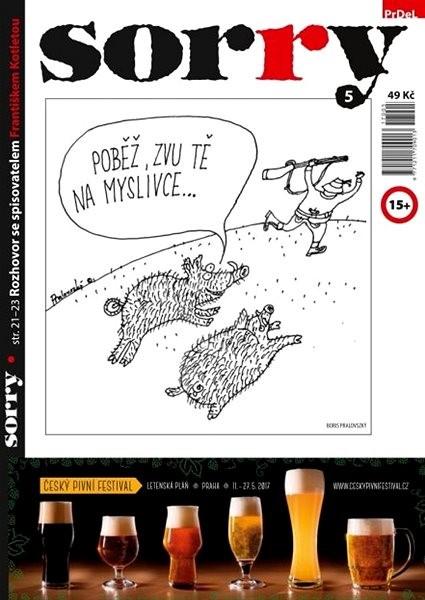 Sorry - 5/2017 - Elektronický časopis