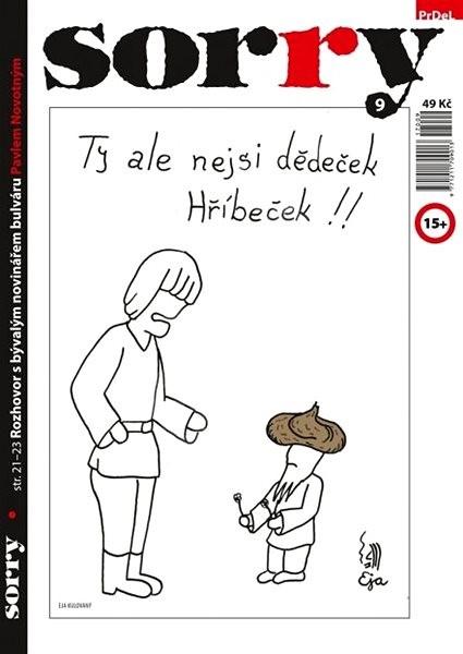 Sorry - 9/2017 - Elektronický časopis