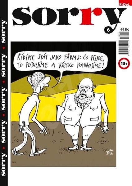 Sorry - 6/2019 - Elektronický časopis