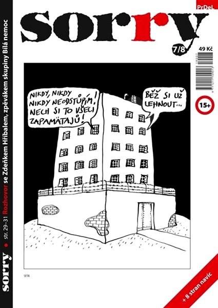 Sorry - 7-8/2019 - Elektronický časopis