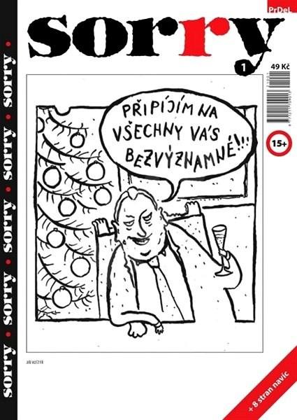Sorry - 1/2021 - Elektronický časopis