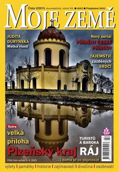 Moje země - 2/2015 - Elektronický časopis