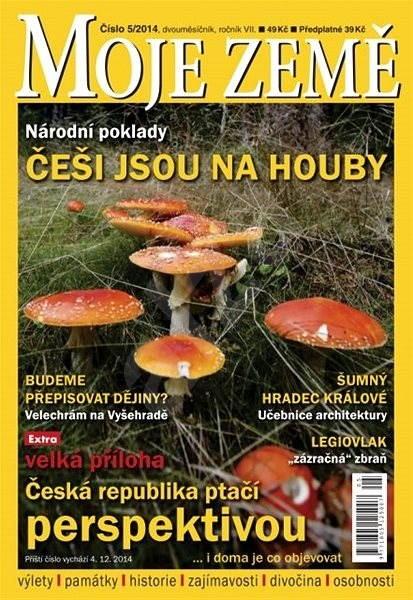 Moje země - 5/2014 - Elektronický časopis