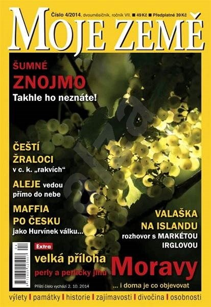 Moje země - 4/2014 - Elektronický časopis