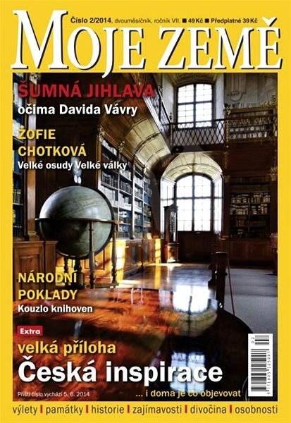 Moje země - 2/2014 - Elektronický časopis