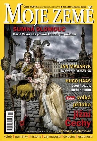 Moje země - 1/2014 - Elektronický časopis