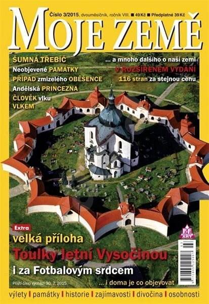 Moje země - 3/2015 - Elektronický časopis