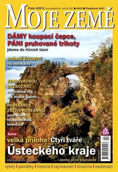 Moje země - 4/2015 - Elektronický časopis