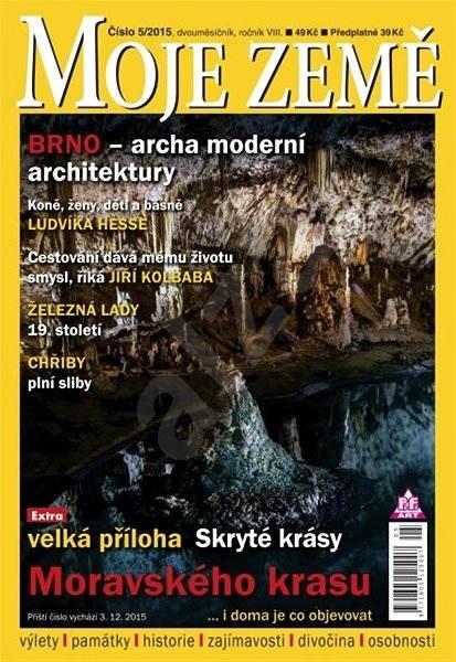 Moje země - 5/2015 - Elektronický časopis
