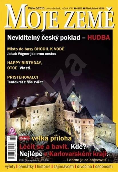 Moje země - 6/2015 - Elektronický časopis