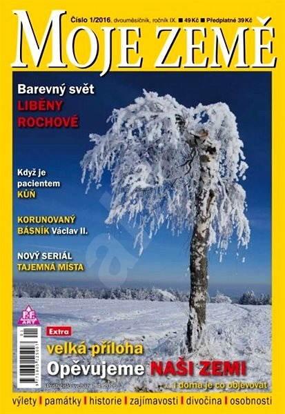 Moje země - 1/2016 - Elektronický časopis
