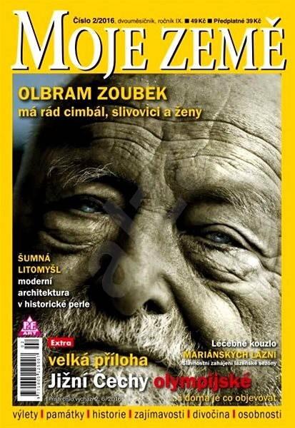 Moje země - 2/2016 - Elektronický časopis
