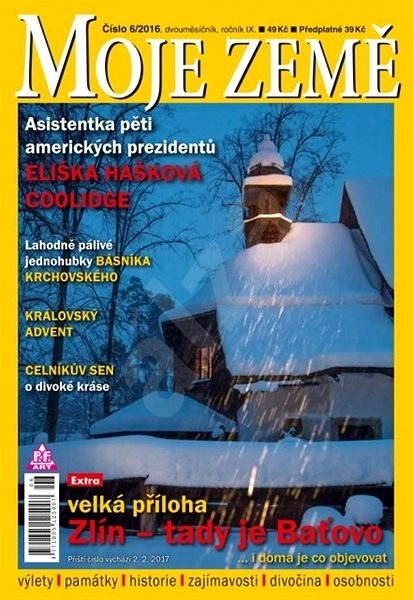 Moje země - 6/2016 - Elektronický časopis