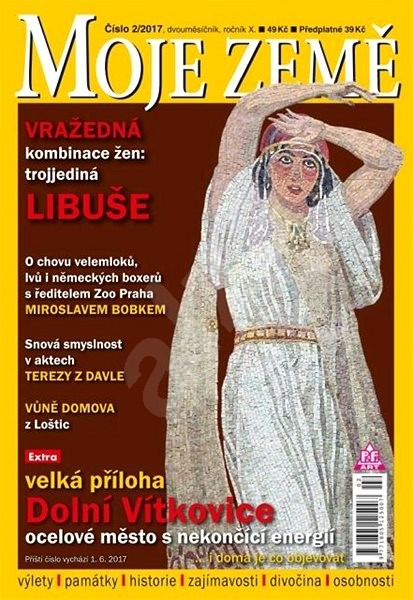 Moje země - 2/2017 - Elektronický časopis