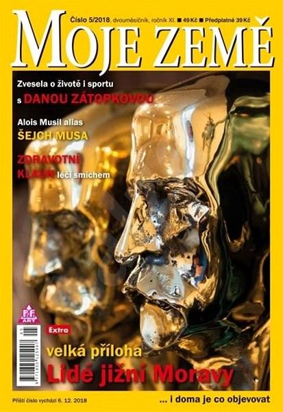 Moje země - 5/2018 - Elektronický časopis