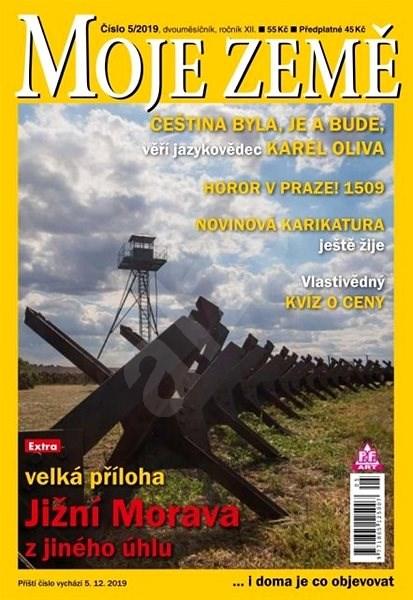 Moje země - 5/2019 - Elektronický časopis