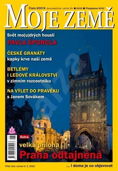 Moje země - 6/2019 - Elektronický časopis