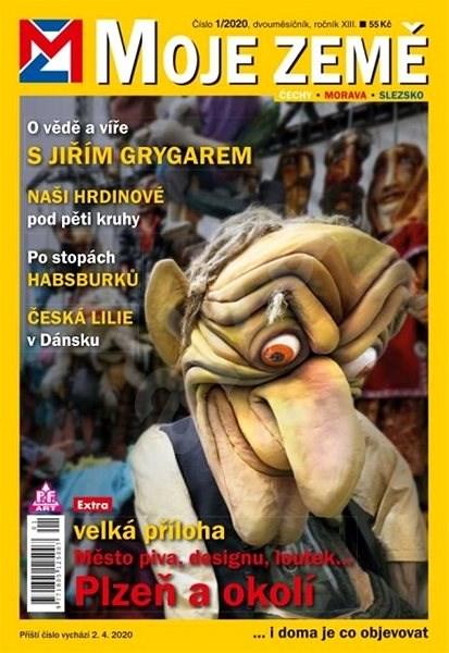 Moje země - 1/2020 - Elektronický časopis