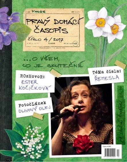 Pravý domácí časopis - 4/2017 - Elektronický časopis