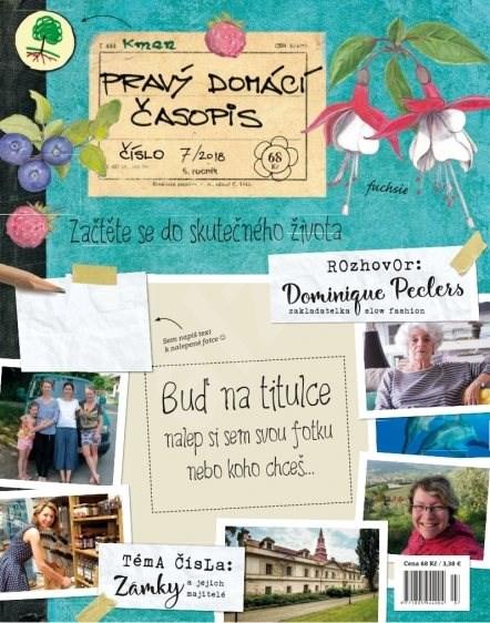 Pravý domácí časopis - 7/2018 - Elektronický časopis