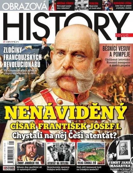 Obrazová History revue - 1/19 - Elektronický časopis