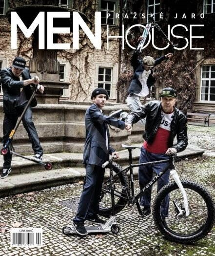 Menhouse - Luxusní časopis - Menhouse č. 13 - Elektronický časopis