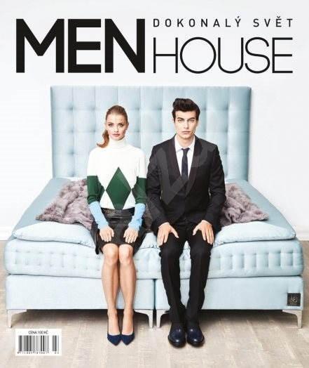 Menhouse magazine - Menhouse č. 15 - Elektronický časopis