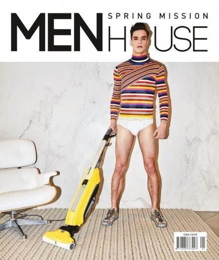 Menhouse magazine - Menhouse č. 17 - Elektronický časopis