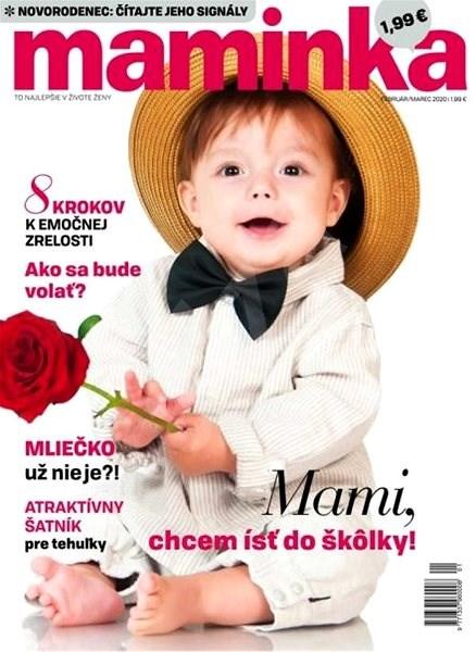 Maminka SK - 1/2020 - Elektronický časopis