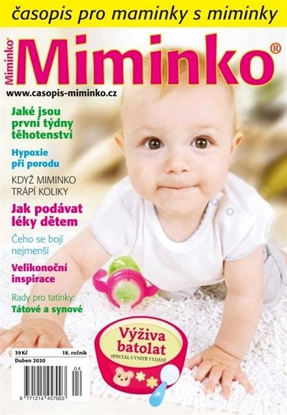 Miminko - 4/2020 - Elektronický časopis