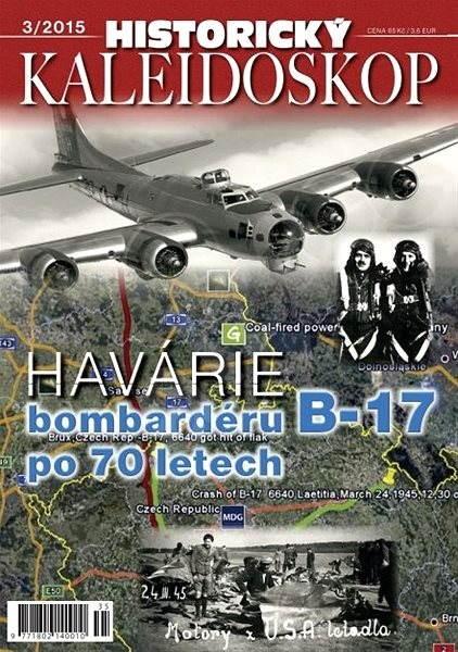 Historický kaleidoskop - 3/2015 - Elektronický časopis