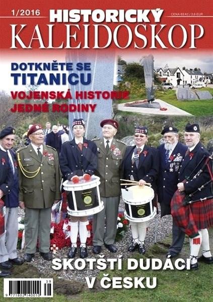 Historický kaleidoskop - 1/2016 - Elektronický časopis
