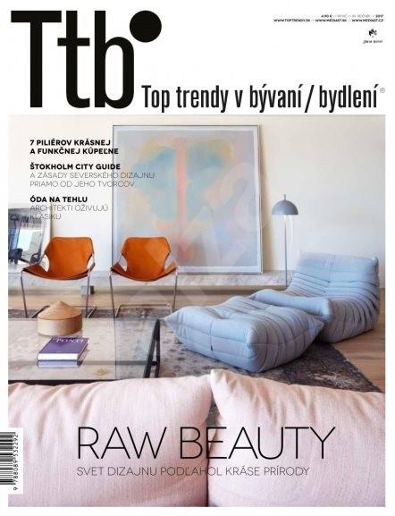TTB - TOP TRENDY V BÝVANÍ - 2017 - Elektronický časopis