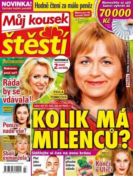 Můj kousek štěstí - 23/20 - Elektronický časopis