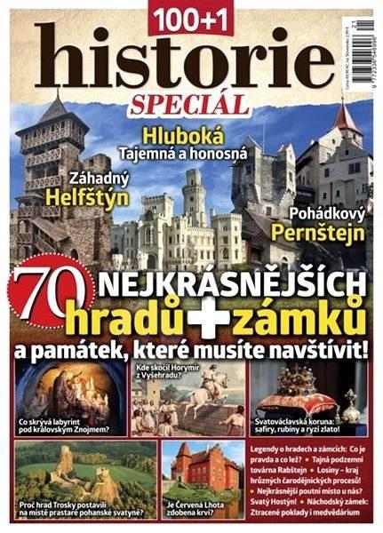 100+1 historie SPECIÁL - léto 2015 - Elektronický časopis